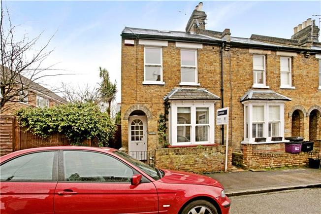 Guide Price £700,000, 3 Bedroom Terraced House For Sale in Berkshire, SL4