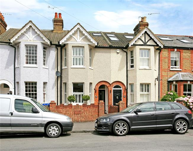 Guide Price £750,000, 5 Bedroom Terraced House For Sale in Windsor, SL4