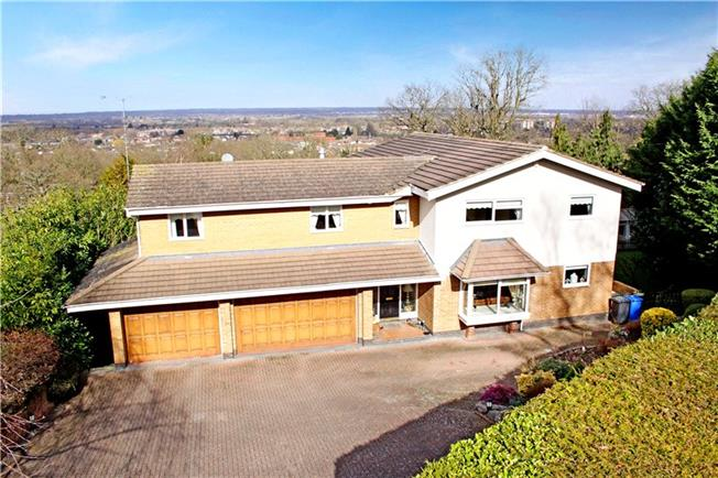 Guide Price £1,500,000, 5 Bedroom Detached House For Sale in Windsor, SL4