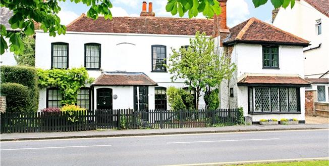Guide Price £395,000, 2 Bedroom Terraced House For Sale in Berkshire, SL3