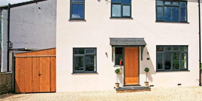Guide Price £625,000, 4 Bedroom Semi Detached House For Sale in Berkshire, SL4