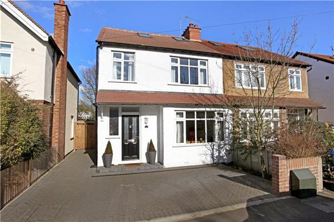 Guide Price £700,000, 4 Bedroom Semi Detached House For Sale in Berkshire, SL4
