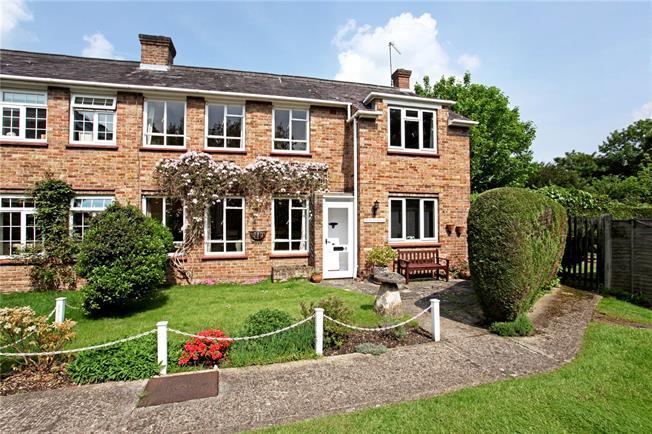 Guide Price £399,950, 3 Bedroom Semi Detached House For Sale in Old Windsor, Berkshire, SL4