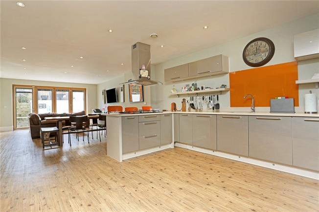 Guide Price £1,599,000, 4 Bedroom Semi Detached House For Sale in Berkshire, SL4