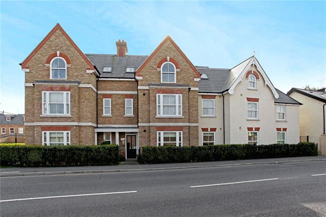 Offers in excess of £375,000, 2 Bedroom Flat For Sale in Windsor, SL4