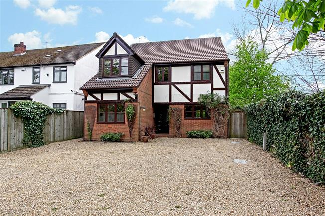 Offers in the region of £895,000, 4 Bedroom Detached House For Sale in Windsor, SL4