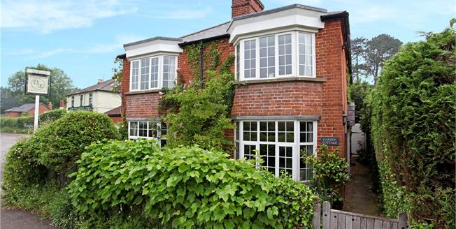 Guide Price £800,000, 4 Bedroom Detached House For Sale in Berkshire, SL4