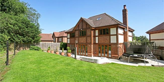 Offers in excess of £1,500,000, 5 Bedroom Detached House For Sale in Old Windsor, SL4