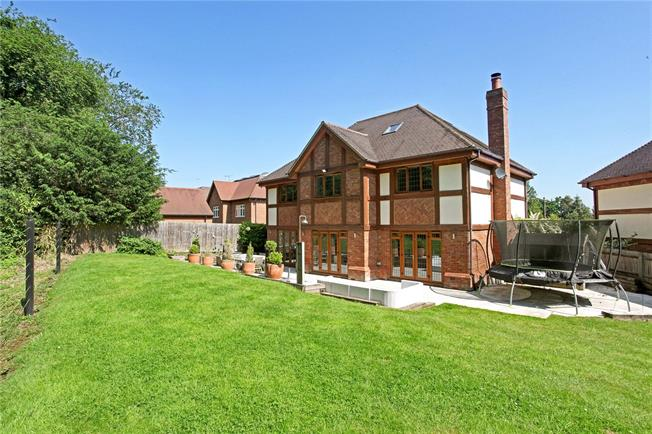 Offers in excess of £1,350,000, 5 Bedroom Detached House For Sale in Old Windsor, SL4