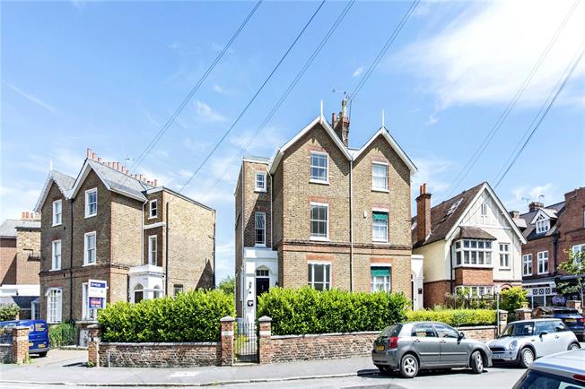 Guide Price £1,350,000, 4 Bedroom Semi Detached House For Sale in Windsor, SL4