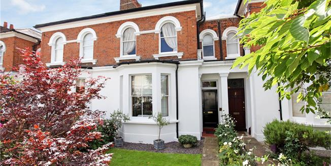 Guide Price £1,100,000, 3 Bedroom Terraced House For Sale in Berkshire, SL4