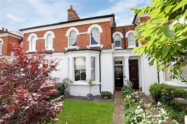 Guide Price £1,100,000, 3 Bedroom Terraced House For Sale in Windsor, SL4