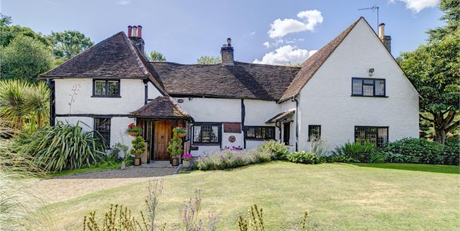 Price on Application, 5 Bedroom Detached House For Sale in Staines-upon-Thames, Berk, TW19