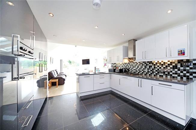 Guide Price £699,995, 4 Bedroom Semi Detached House For Sale in Windsor, SL4