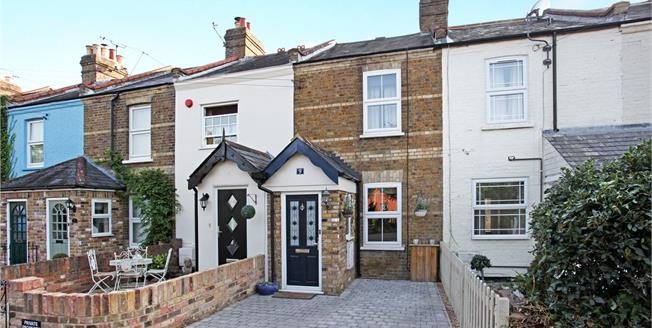 Offers in excess of £375,000, 2 Bedroom Terraced House For Sale in Berkshire, SL4