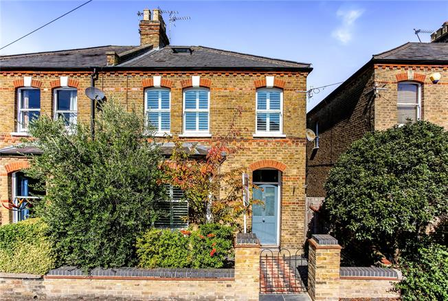 Offers in excess of £740,000, 3 Bedroom Semi Detached House For Sale in Berkshire, SL4