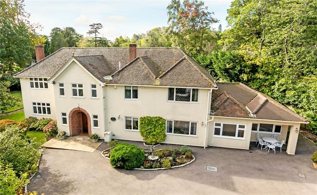 Offers in excess of £1,450,000, 5 Bedroom Detached House For Sale in Berkshire, SL4