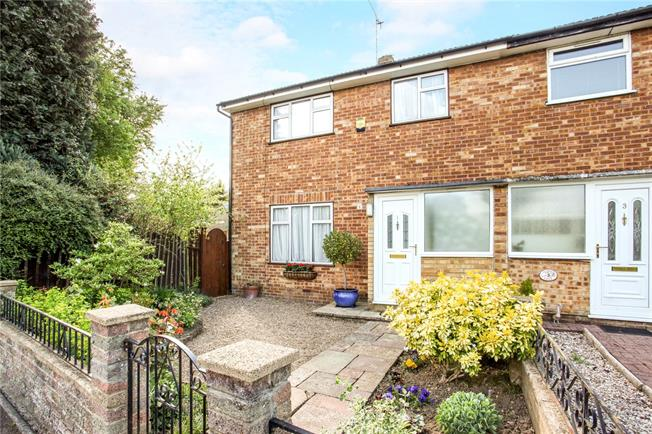 Guide Price £500,000, 3 Bedroom Semi Detached House For Sale in Langley, SL3