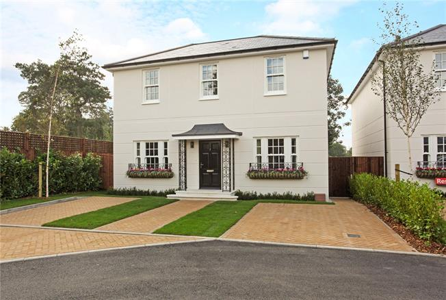 Price on Application, Detached House For Sale in Berkshire, SL3