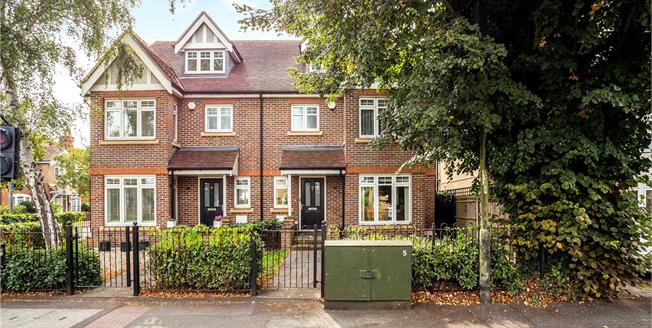 Offers in excess of £899,950, 4 Bedroom Semi Detached House For Sale in Windsor, SL4