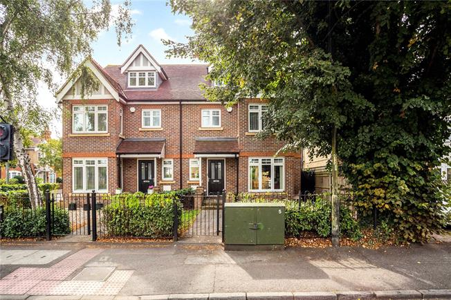 Offers in excess of £899,950, 4 Bedroom Semi Detached House For Sale in Berkshire, SL4