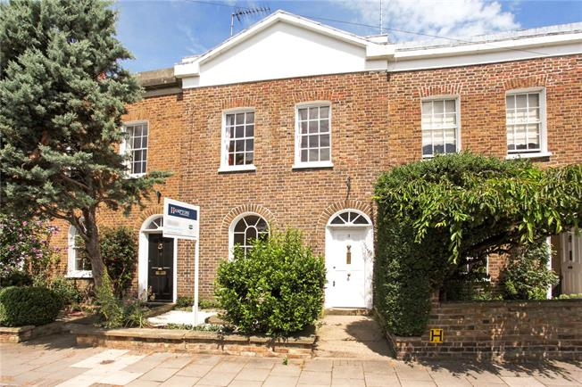 Guide Price £759,000, 2 Bedroom Terraced House For Sale in Berkshire, SL4