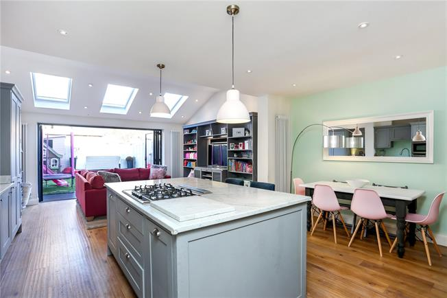 Guide Price £750,000, 4 Bedroom End of Terrace House For Sale in Berkshire, SL4