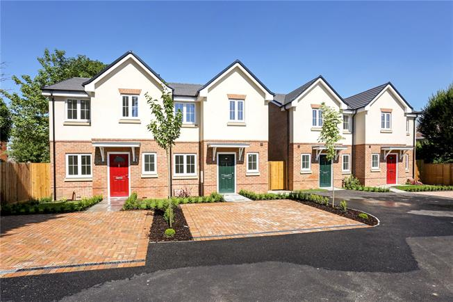 Guide Price £550,000, 3 Bedroom Semi Detached House For Sale in Windsor, SL4