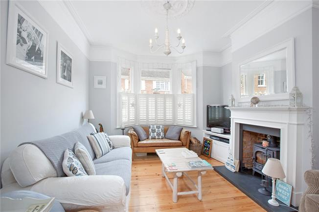 Guide Price £760,000, 3 Bedroom Terraced House For Sale in Berkshire, SL4