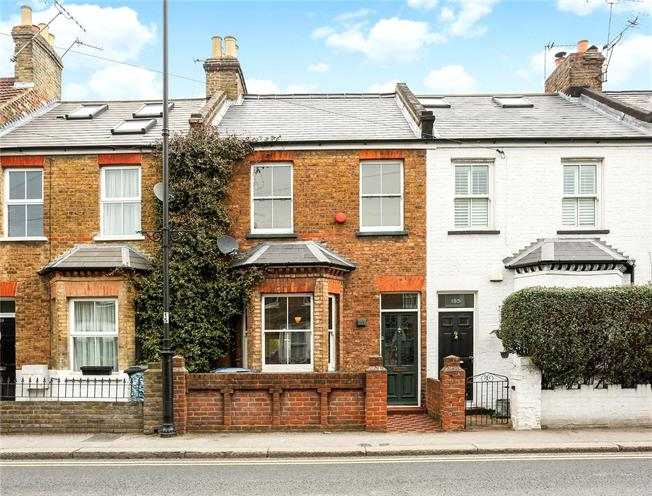Offers in excess of £550,000, 3 Bedroom Terraced House For Sale in Berkshire, SL4