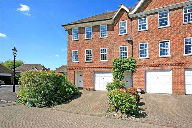 Guide Price £820,000, 4 Bedroom Semi Detached House For Sale in Berkshire, SL4