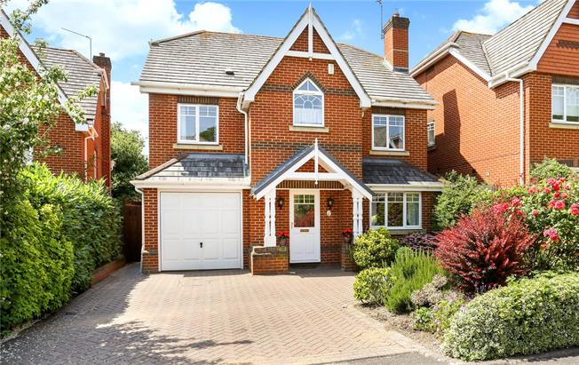 Guide Price £1,150,000, 5 Bedroom Detached House For Sale in Berkshire, SL4