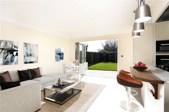 Guide Price £1,159,000, 5 Bedroom Detached House For Sale in Windsor, Berkshire, SL4