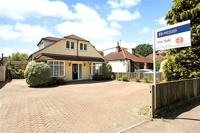 Offers in excess of £700,000, 5 Bedroom Detached House For Sale in Datchet, SL3