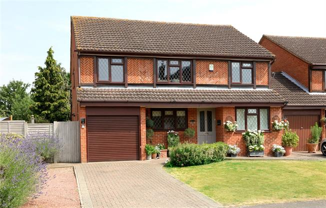 Offers in excess of £750,000, 4 Bedroom Detached House For Sale in Old Windsor, SL4