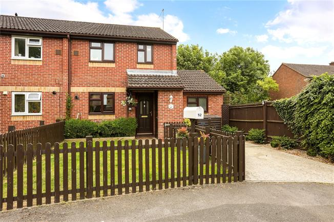 Guide Price £450,000, 4 Bedroom Semi Detached House For Sale in Datchet, SL3