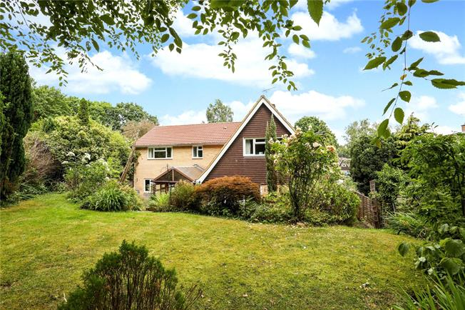 Offers in excess of £800,000, 5 Bedroom Detached House For Sale in Windsor, SL4