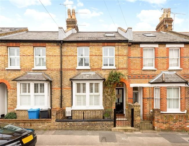 Guide Price £750,000, 4 Bedroom Terraced House For Sale in Berkshire, SL4