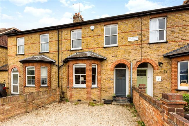 Offers in excess of £500,000, 3 Bedroom Terraced House For Sale in Windsor, SL4