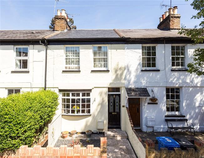 Offers in excess of £600,000, 2 Bedroom Terraced House For Sale in Berkshire, SL4