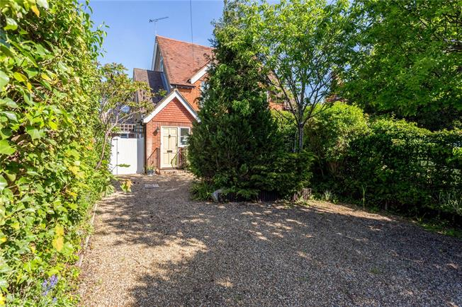 Offers in excess of £550,000, 3 Bedroom Semi Detached House For Sale in Winkfield, SL4