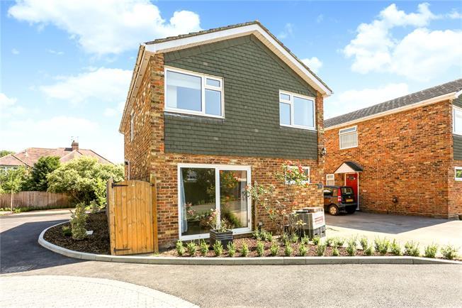 Guide Price £599,950, 4 Bedroom Detached House For Sale in Windsor, SL4