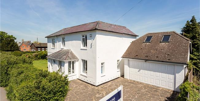 Guide Price £875,000, 5 Bedroom Detached House For Sale in Oakley Green, SL4