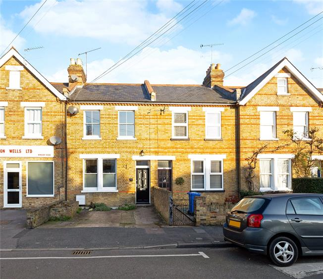 Offers in excess of £559,950, 3 Bedroom Terraced House For Sale in Windsor, SL4