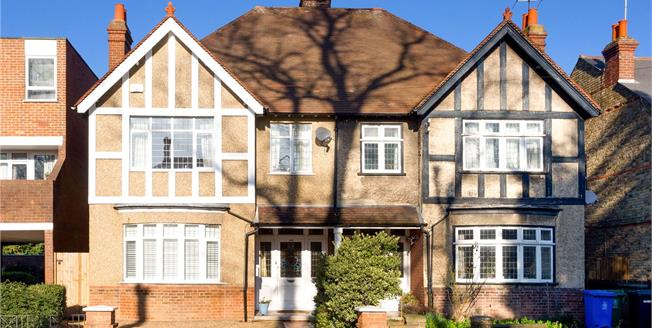 Offers in excess of £725,000, 3 Bedroom Semi Detached House For Sale in Windsor, SL4