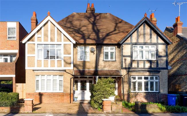 Guide Price £740,000, 3 Bedroom Semi Detached House For Sale in Windsor, SL4
