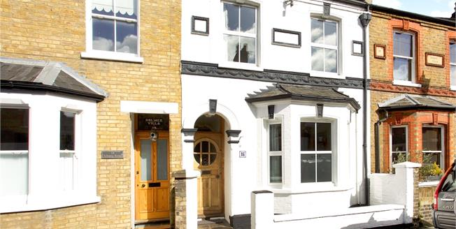 Guide Price £700,000, 3 Bedroom Terraced House For Sale in Windsor, SL4