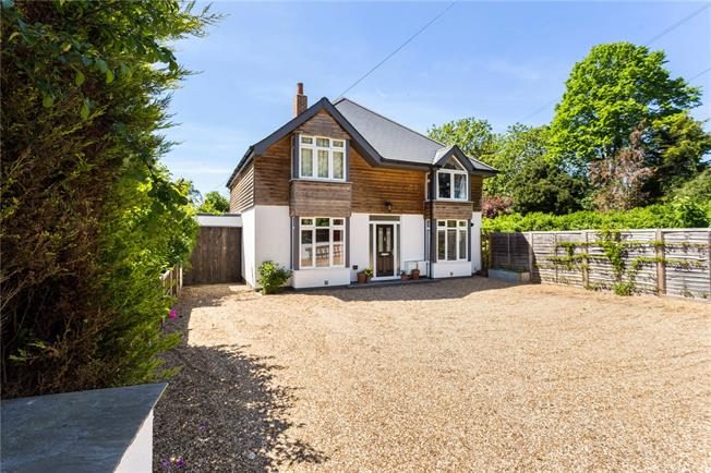 Offers in excess of £800,000, 5 Bedroom Detached House For Sale in Datchet, SL3