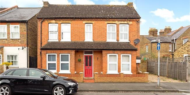 Guide Price £295,000, 1 Bedroom Flat For Sale in Windsor, SL4