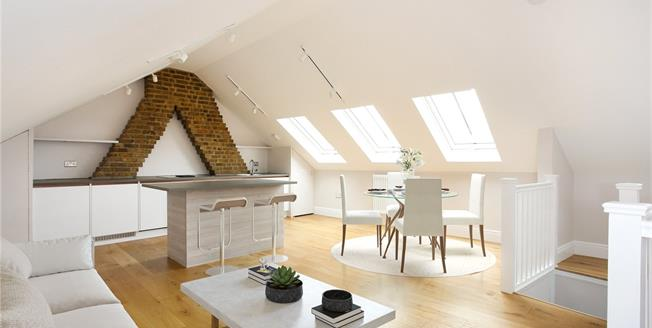 Guide Price £375,000, 1 Bedroom Flat For Sale in Windsor, SL4